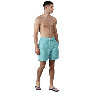Regatta Hadden II Board Shorts Men maui blue diamond print maui blue diamond print
