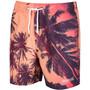 Regatta Mawson Swim Shorts Men, vaaleanpunainen/violetti