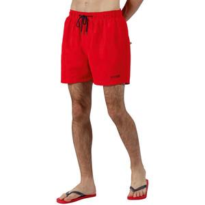 Regatta Mawson Svømmeshorts Herrer, rød rød