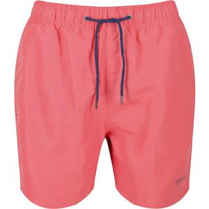 Regatta Mawson Swim Shorts Men, vaaleanpunainen vaaleanpunainen