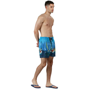 Regatta Mawson Swim Shorts Men yacht photographic yacht photographic