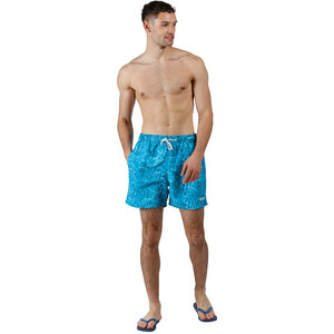 Regatta Mawson Schwimm-Shorts Herren sea photographic sea photographic