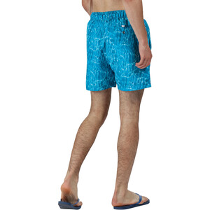 Regatta Mawson Badeshorts Herren sea photographic sea photographic