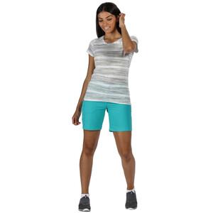 Regatta Chaska II Shorts Damen turquoise turquoise