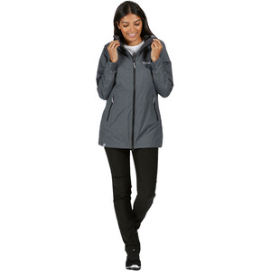 Regatta Alysio Waterproof Shell Jacke Damen ash ash