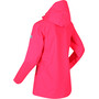 Regatta Hamara II Waterproof Shell Jacke Damen pink