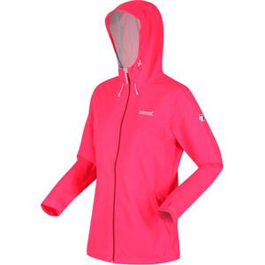 Regatta Hamara II Waterproof Shell Jacket Women neon pink neon pink