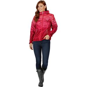 Regatta Leera IV Waterproof Shell Jacke Damen neon pink neon pink