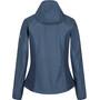 Regatta Arec II Softshell Jacke Damen blau