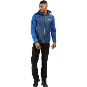 Regatta Andreson IV Hybrid Jacke Herren nautical blue/dark denim nautical blue/dark denim