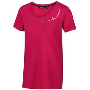 Regatta Filandra IV T-Shirt Damen virtual pink virtual pink