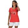 Regatta Filandra IV T-Shirt Damen red sky