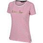 Regatta Olwyn T-Shirt Damen rot/weiß