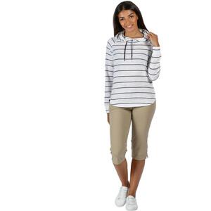 Regatta Merindah Langarmshirt Damen navy stripe navy stripe