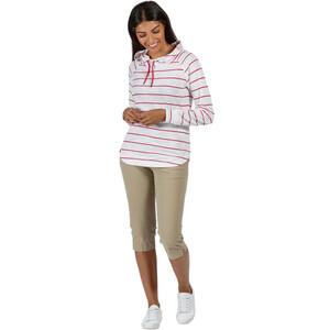 Regatta Merindah Langarmshirt Damen virtual pink stripe virtual pink stripe