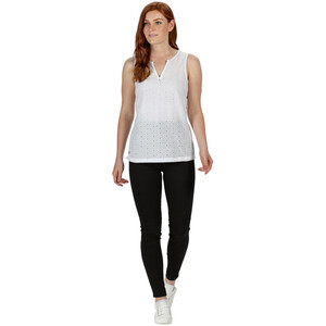 Regatta Jadine Tank Top Damen white white