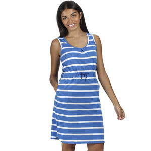 Regatta Felixia Kleid Damen strong blue stripe strong blue stripe
