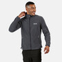 Regatta Stanner Fleecejacke Herren seal grey