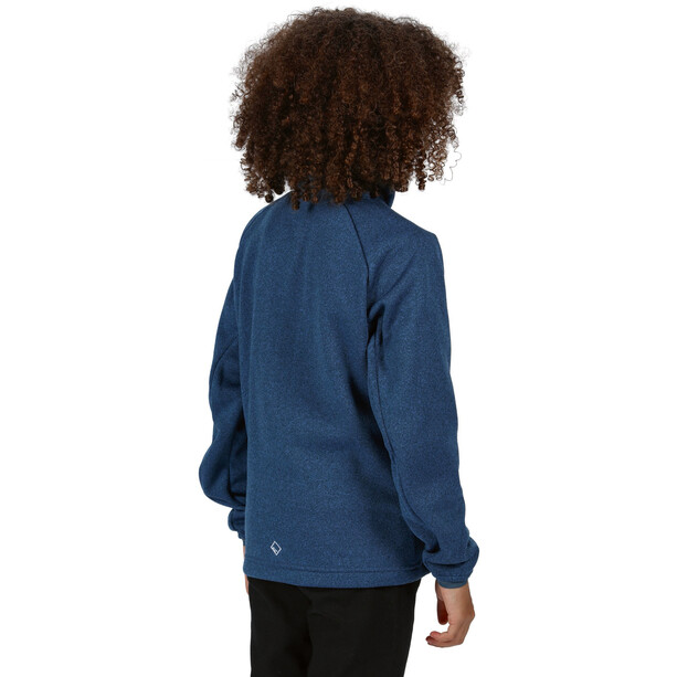 Regatta Avalon Soft Shell Jacke Kinder nautical blue