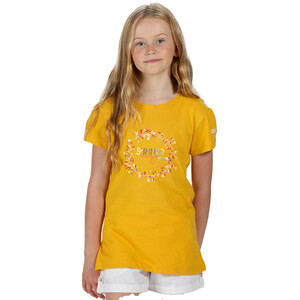 Regatta Bosley III T-Shirt Kinder california yellow california yellow