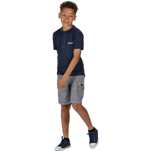 Regatta Bosley III T-Shirt Kinder dark denim dark denim