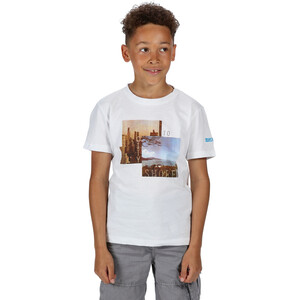 Regatta Bosley III T-Shirt Kinder white city white city
