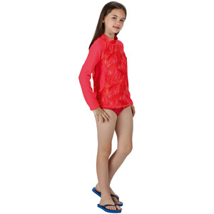 Regatta Hoku Schwimm-Shirt Kinder duchess duchess
