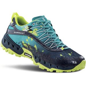 Garmont 9.81 Bolt Shoes Men, sininen/keltainen sininen/keltainen