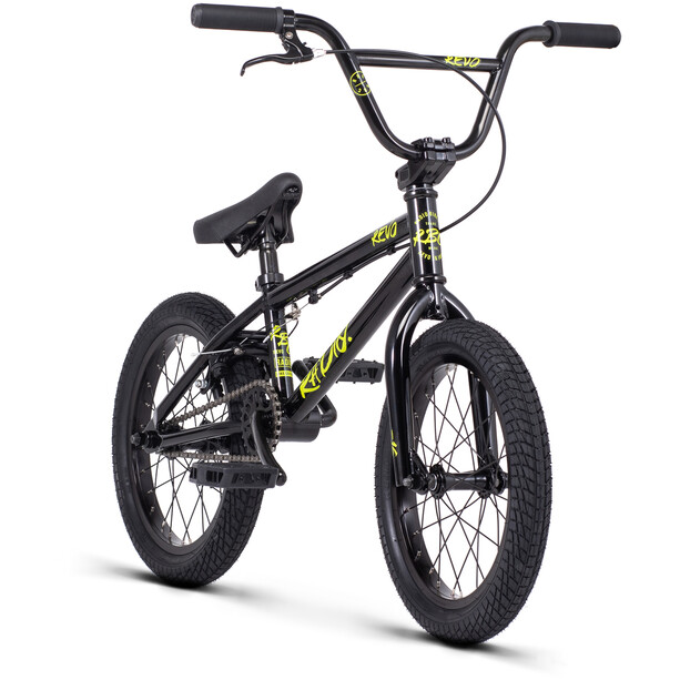 "Radio Bikes Revo 16"" black"