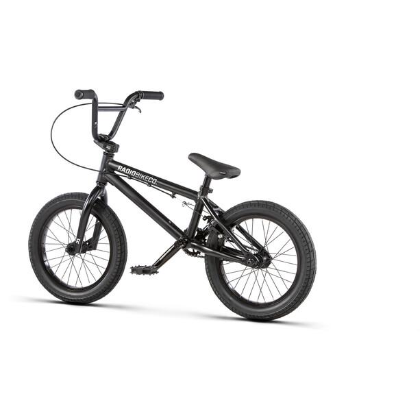 "Radio Bikes Dice 16"" matt black"