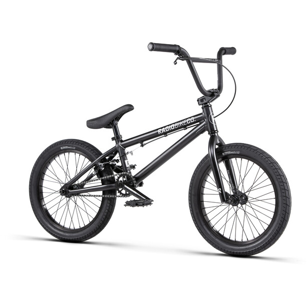 "Radio Bikes Dice 18"" matt black"