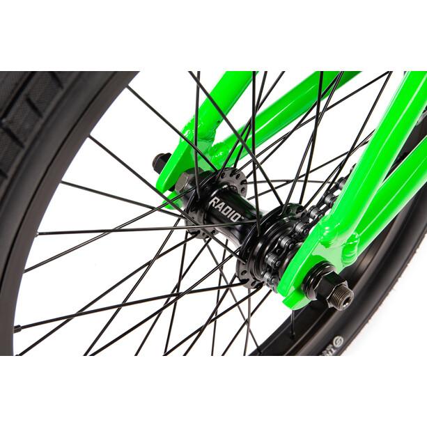 "Radio Bikes Dice 18"" neon green"