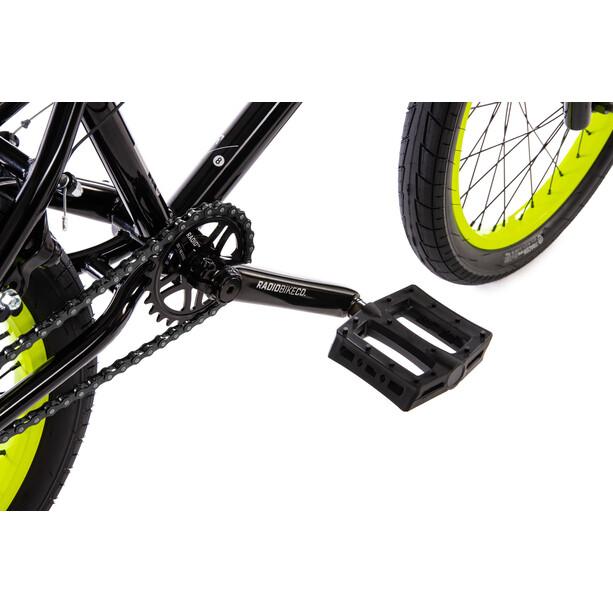 """Radio Bikes Saiko 18"""" black"""