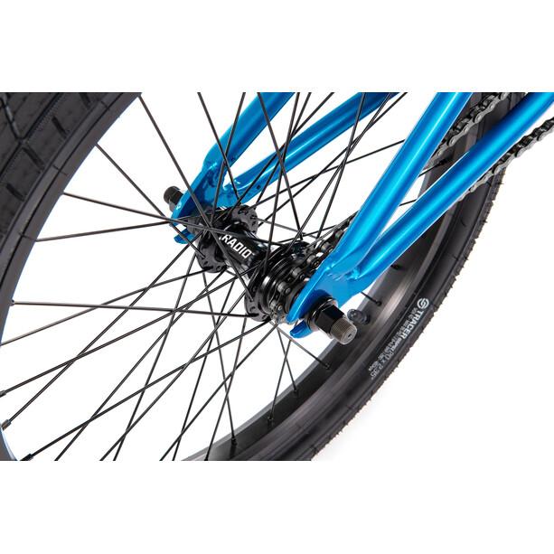 "Radio Bikes Saiko 20"" metallic cyan"