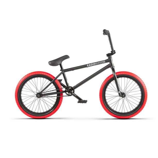 "Radio Bikes Darko 20"" matt black"