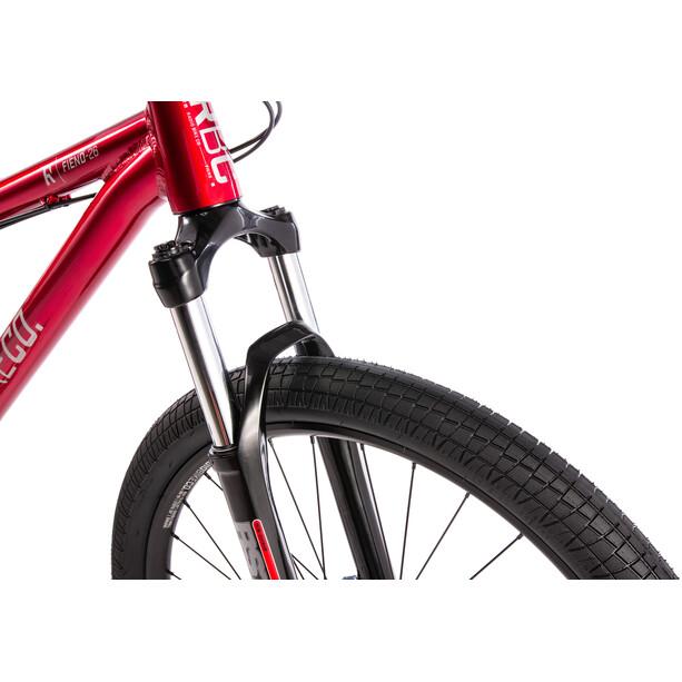 "Radio Bikes Fiend 26"" metallic red"