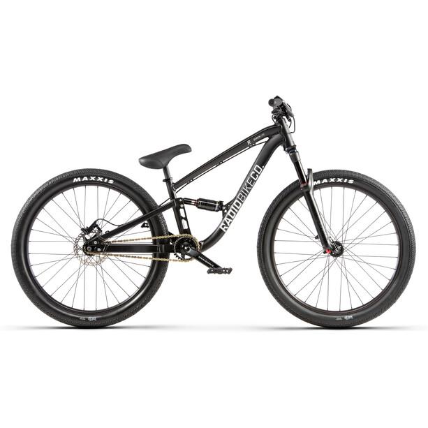 """Radio Bikes Siren 26"""" matt black"""