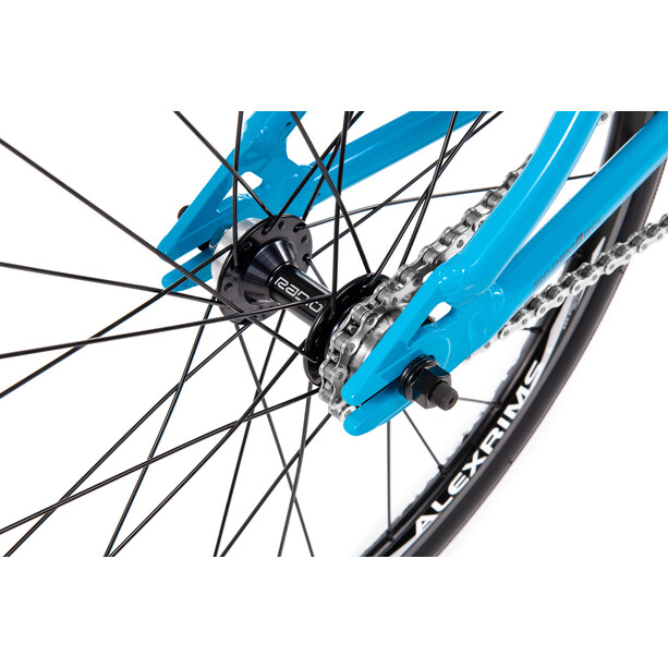 "Radio Bikes Cobalt Junior 20"" black/cyan"