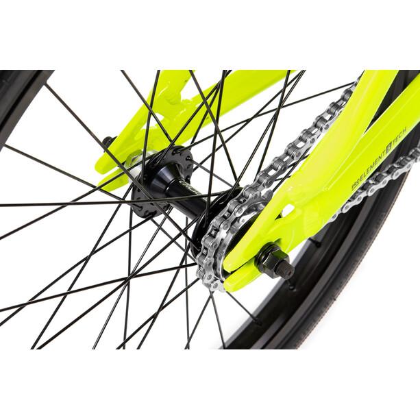 "Radio Bikes Cobalt Pro 20"" black/neon yellow"