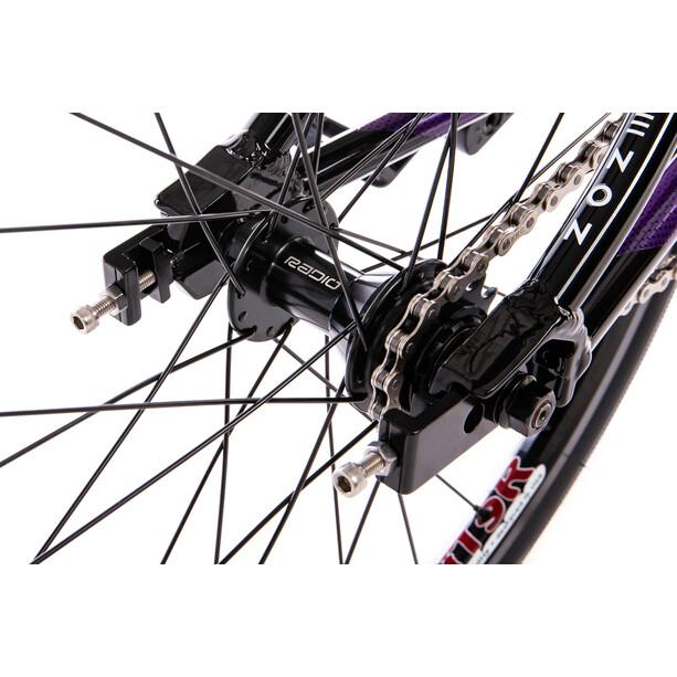 Radio Bikes Xenon Junior 20'', violetti/musta
