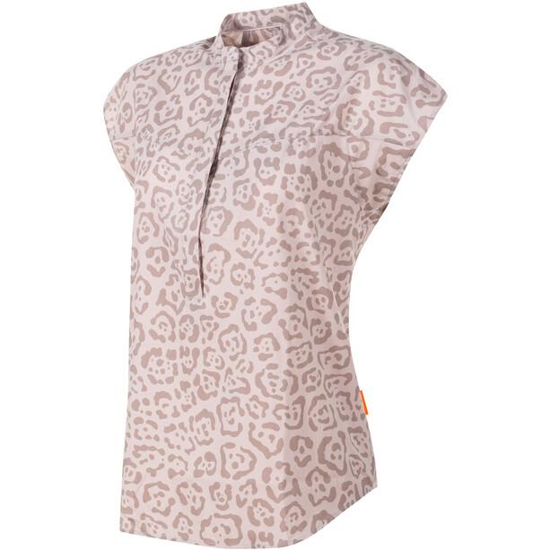 Mammut Calanca T-shirt Femme, beige