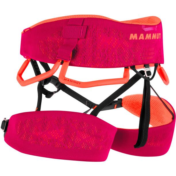 Mammut Comfort Knit Fast Adjust Valjaat Naiset, oranssi