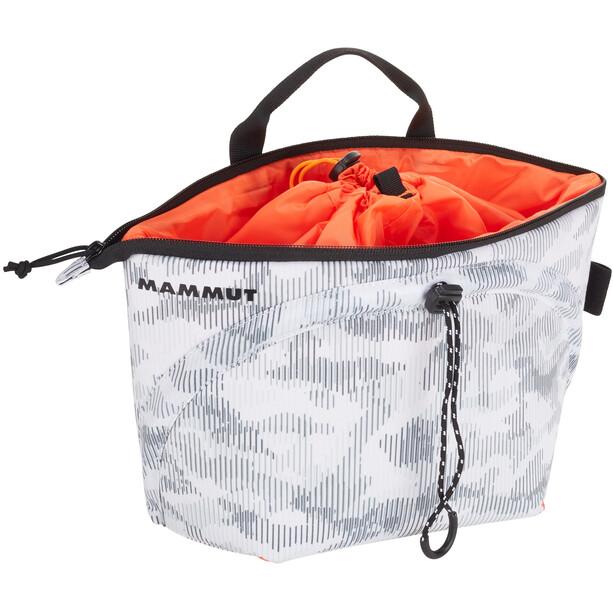 Mammut Magic Boulder Chalk Bag X white camo