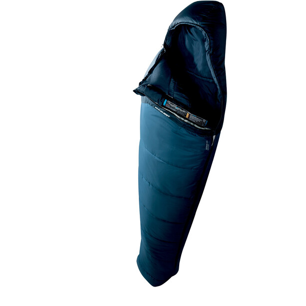 Mammut Nordic OTI Winter Sleeping Bag 195cm, sininen