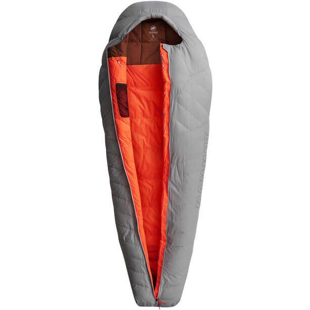Mammut Relax Down Bag Sac de couchage 0C L Homme, highway