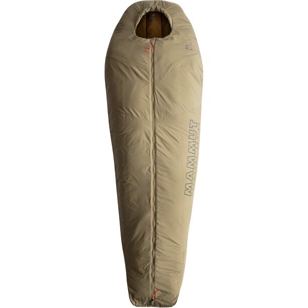 Mammut Relax Fiber Bag Schlafsack 0C L Herren olive