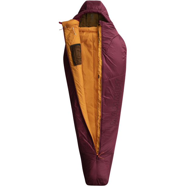 Mammut Perform Fiber Bag Sac de couchage -10C M Femme, violet
