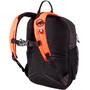 Mammut First Zip Daypack 16L Kinder safety orange/black