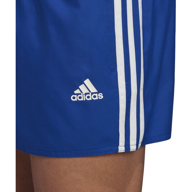 adidas 3S CLX VSL Short Homme, bleu