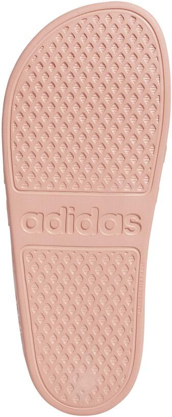 adidas Adilette Aqua Slides Damen dust pinkfootwear whitedust pink